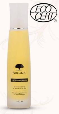 arganwinkel - arganolie haar