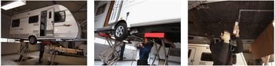 Wilt u caravan schade in Twente laten herstellen?